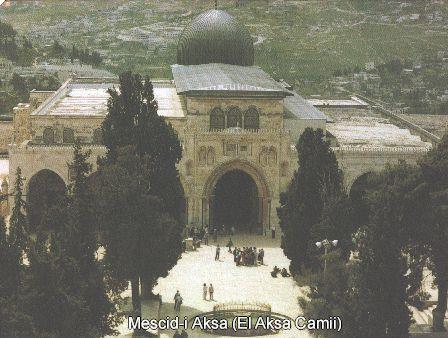 kudüsteki mescidi aksa resimleri fotoğraflar